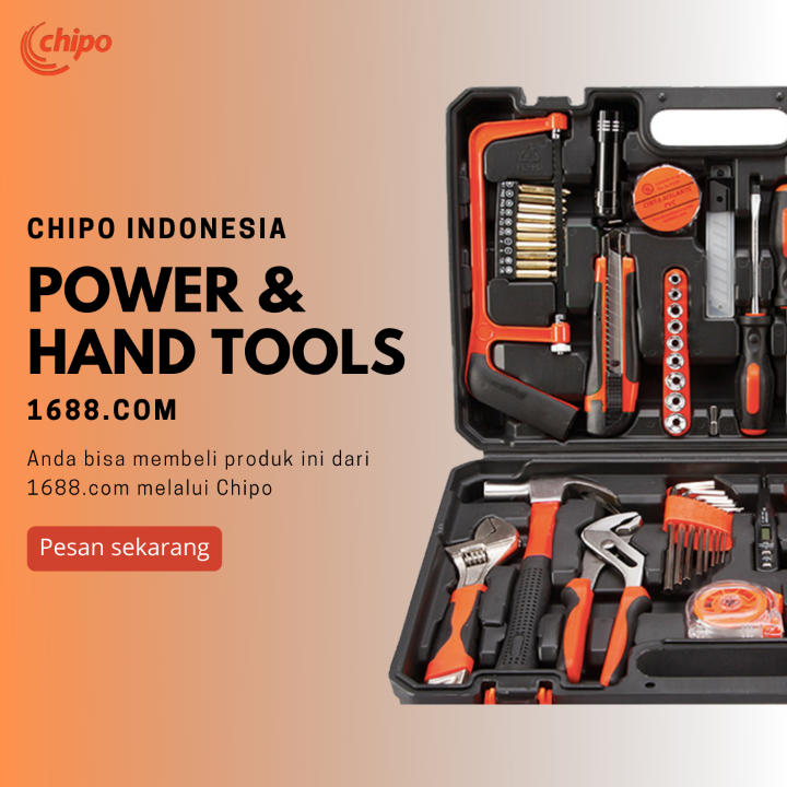 BEST SELLER PRODUK POWER & HAND TOOLS