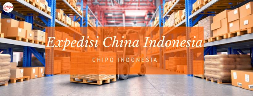 Expedisi China Indonesia