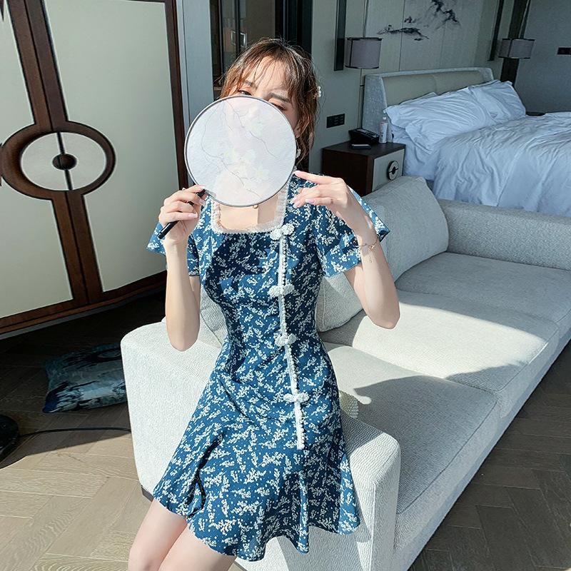 dress wanita korea