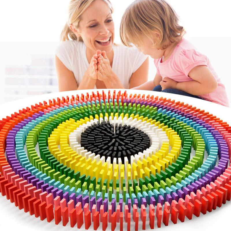 Domino standard early childhood education toys