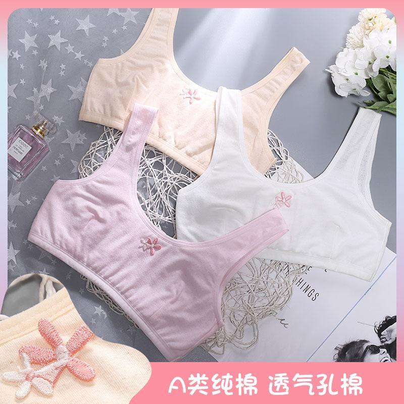 Breathable girl underwear