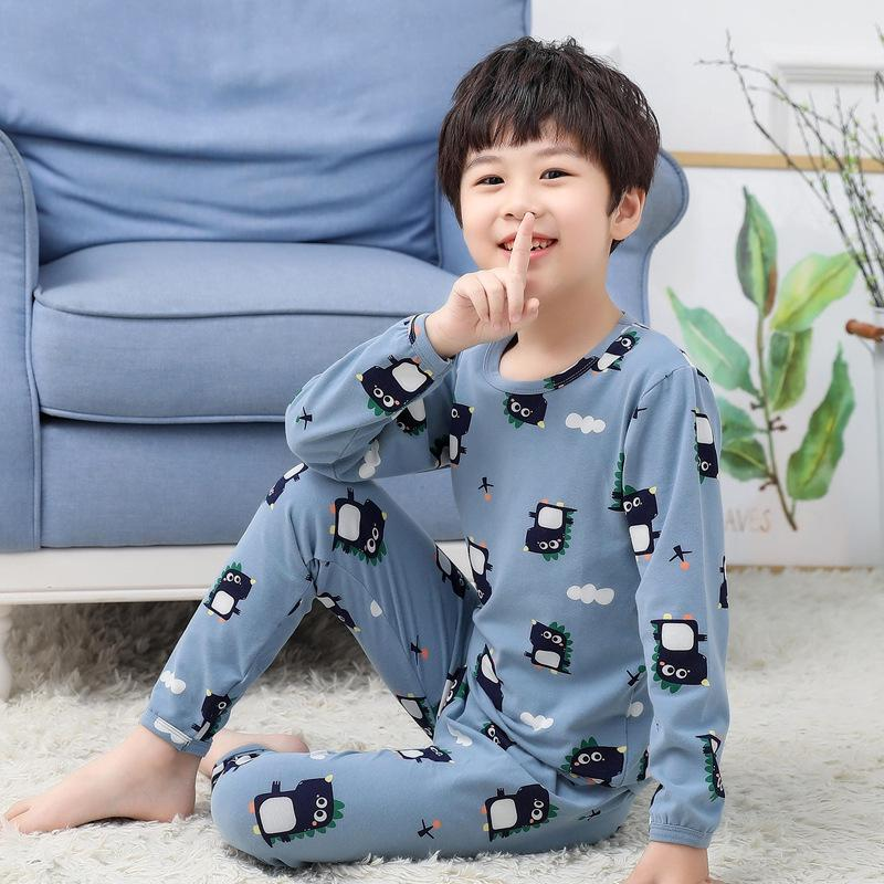 New men's and women's autumn and winter children's long trousers