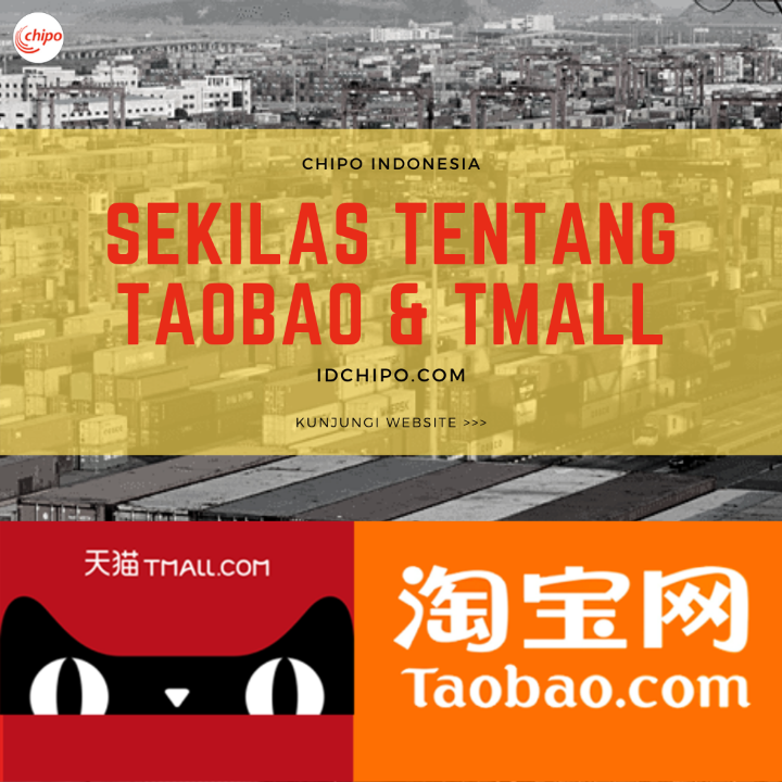 SEJARAH SINGKAT TENTANG TAOBAO.COM DAN TMALL.COM SALAH SATU MARKETPLACE TERBESAR DI CHINA